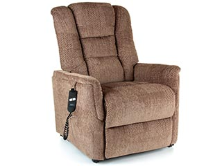 Aspen single motor riser recliner