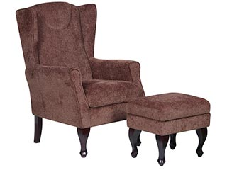 Mulberry Fireside Chair